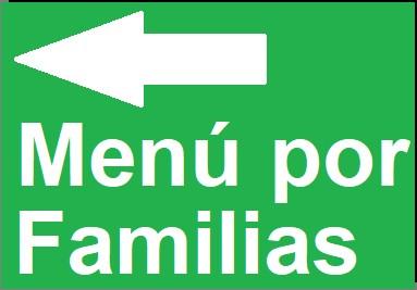 Menú Familias, USD, MXN