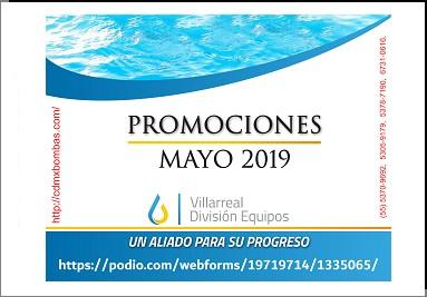 Promociones MAYO 2019